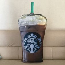 Gối 3D ly cafe Starbuck